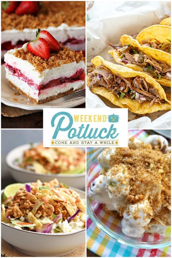 WEEKEND POTLUCK 431