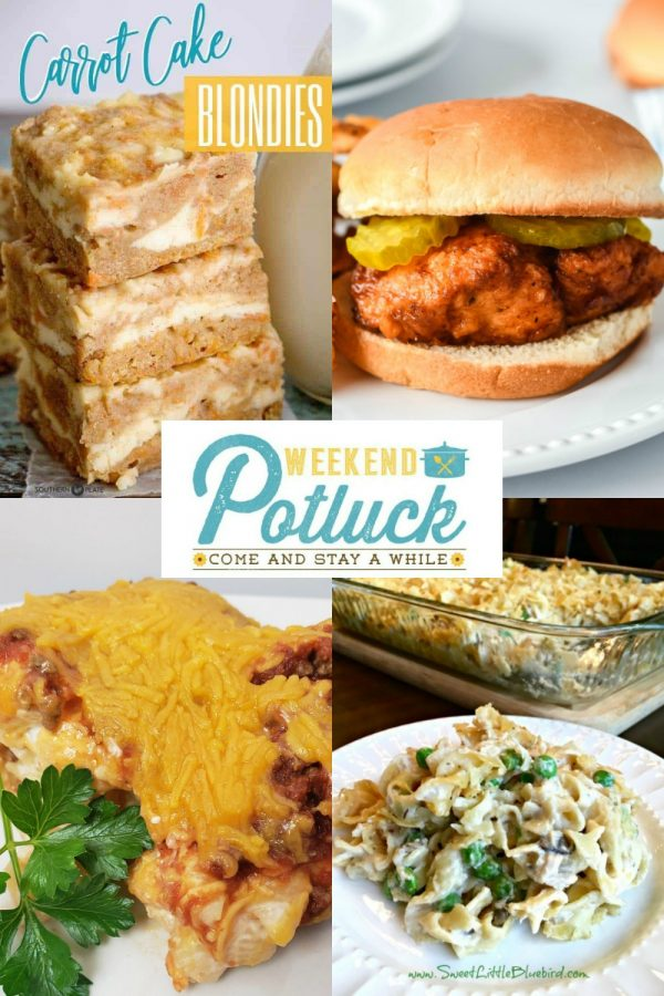 Weekend Potluck 432