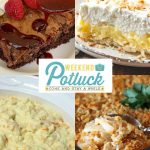 Chocolate Gooey Butter Cake – Weekend Potluck 434