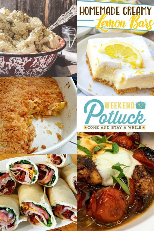 WEEKEND POTLUCK 438