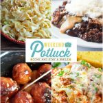 Fried Cabbage & Noodles – Weekend Potluck 442