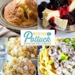 Cinnamon Muffins – Weekend Potluck 445