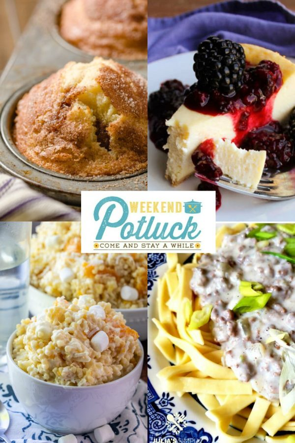 WEEKEND POTLUCK 445