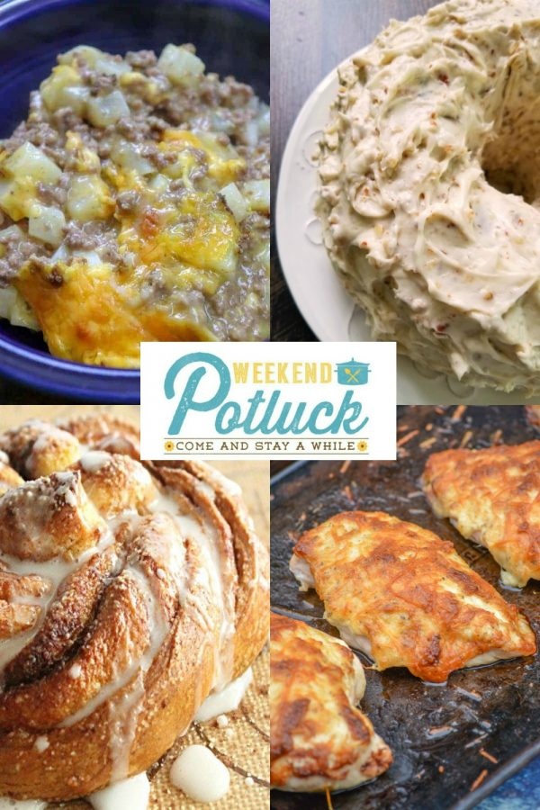 WEEKEND POTLUCK 447
