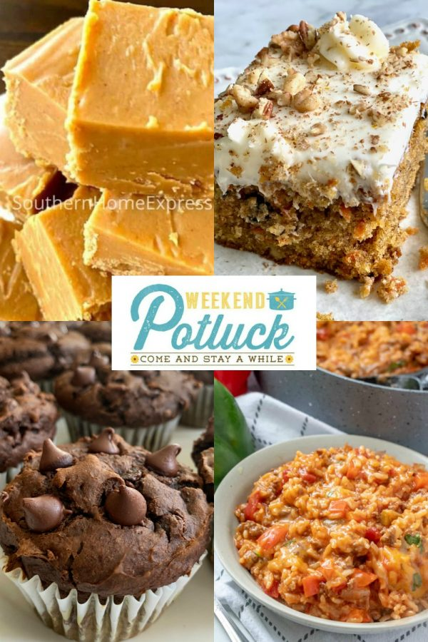 Weekend Potluck 448