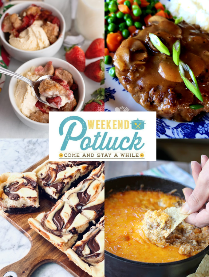 Weekend Potluck 465