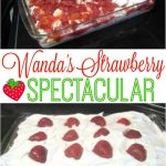 Wanda's Strawberry Spectacular – Weekend Potluck 227