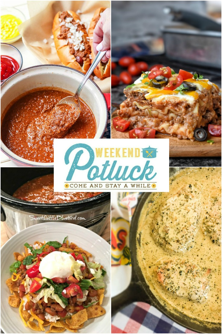 WEEKEND POTLUCK 388