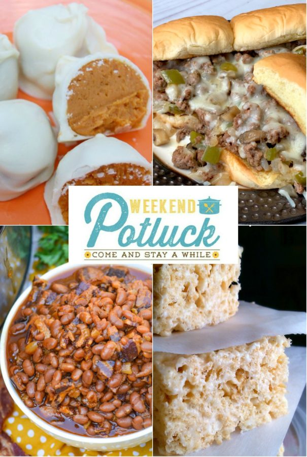 Weekend Potluck 391