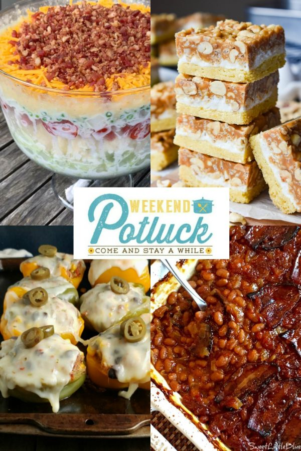 WEEKEND POTLUCK 436