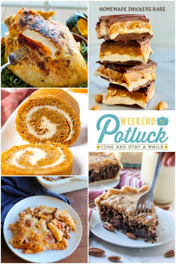 Weekend Potluck 454
