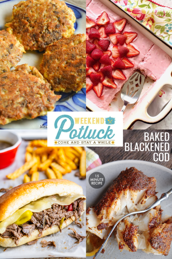 Weekend Potluck 467