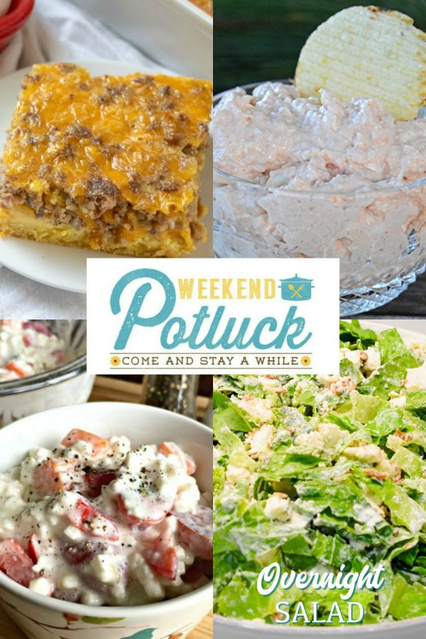 Weekend Potluck 460