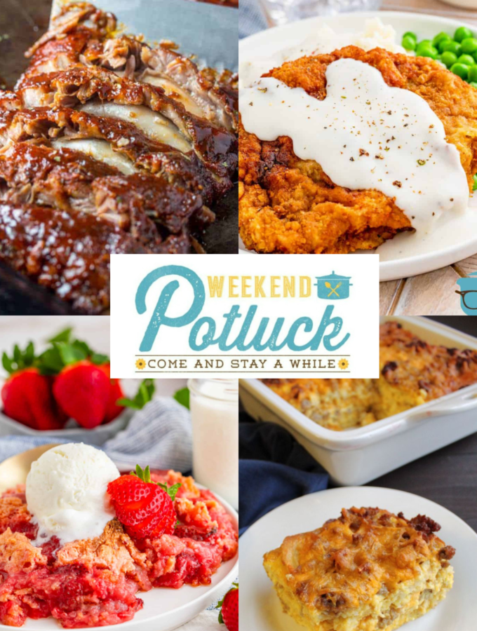 Weekend Potluck 470