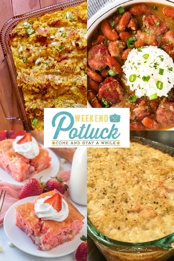 WEEKEND POTLUCK 472