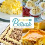 Easy Corn Casserole – Weekend Potluck 473