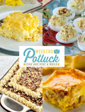 Weekend Potluck 473