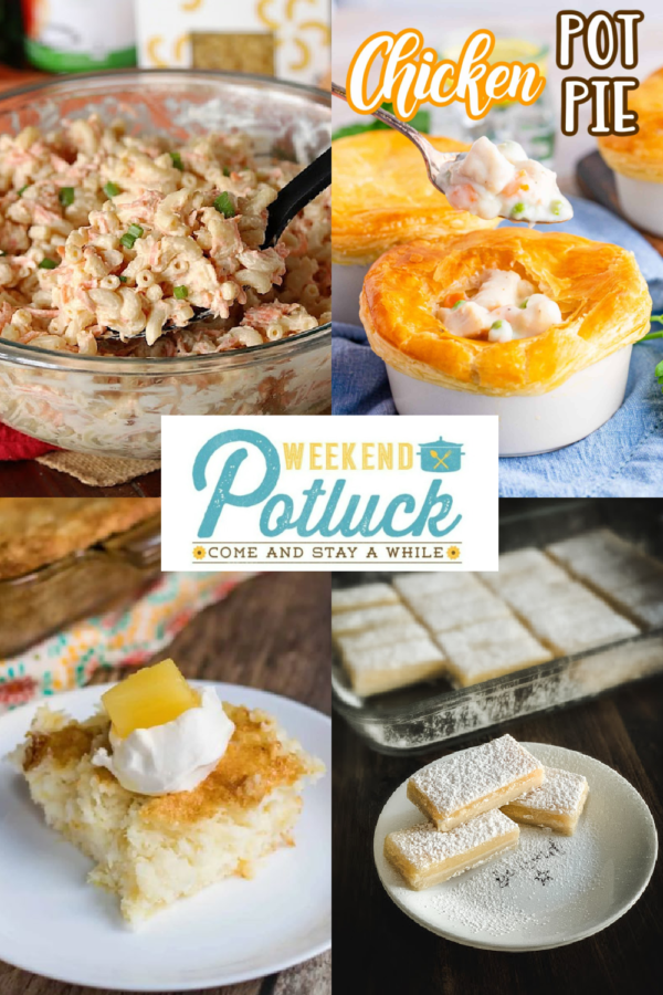 WEEKEND POTLUCK 474