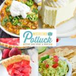 Creamy Lemon Pie – Weekend Potluck 477