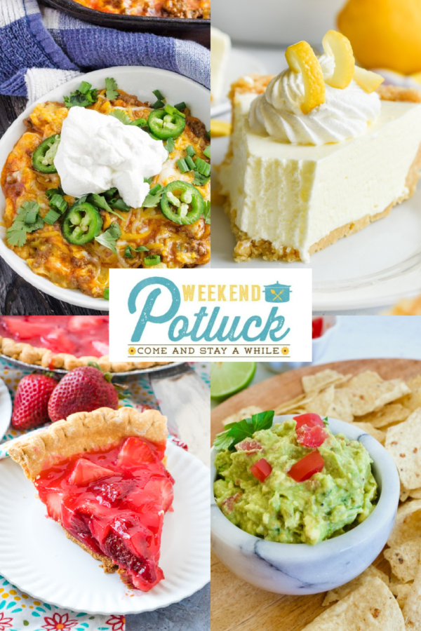 Weekend Potluck 477