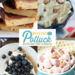 Maw-Maw's Toffee Cookie Bars – Weekend Potluck 485