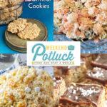 Coconut Oatmeal Cookies – Weekend Potluck 489
