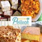 Butter Pecan Fudge – Weekend Potluck 499