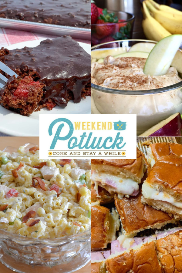 Weekend Potluck Party 476