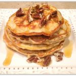 Rainy Leap Day ~ Banana Nut Pancakes
