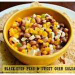 Best-Ever Black-Eye Peas & Corn Salsa