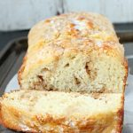 Cinnamon Roll Quick Bread – Weekend Potluck 344