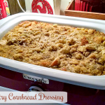 Mamaw's Country Cornbread Dressing – Weekend Potluck 301