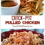 Crock-Pot Pulled Chicken