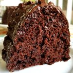 Impossible 5-Ingredient Chocolate Cake – Weekend Potluck 338