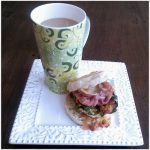Breakfast on the Go – Easy Microwave Egg Sandwich