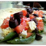 Tried & True Tuesday ~ Easy Greek Egg Wrap