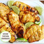 Kickin' Chicken Marinade – Buffalo Style