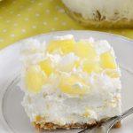 No Bake Pineapple Dream Dessert  – Weekend Potluck 275