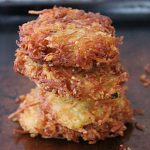 Potato Pancakes – Weekend Potluck 309