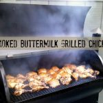 Smoked Buttermilk Grilled Chicken