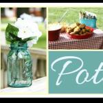 No Bake Pumpkin Turtle Pie – Weekend Potluck 197
