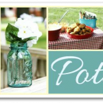 Old Fashioned Mac and Pea Salad – Weekend Potluck 168