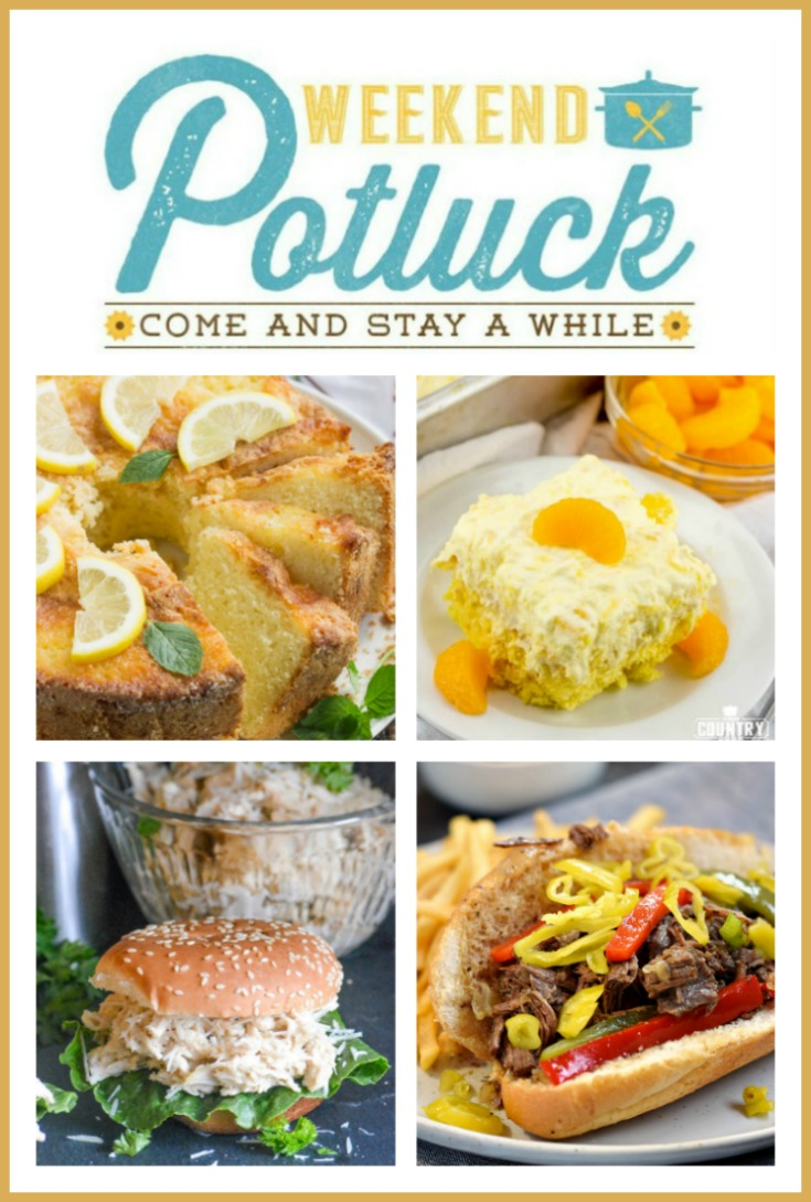 Weekend Potluck 335