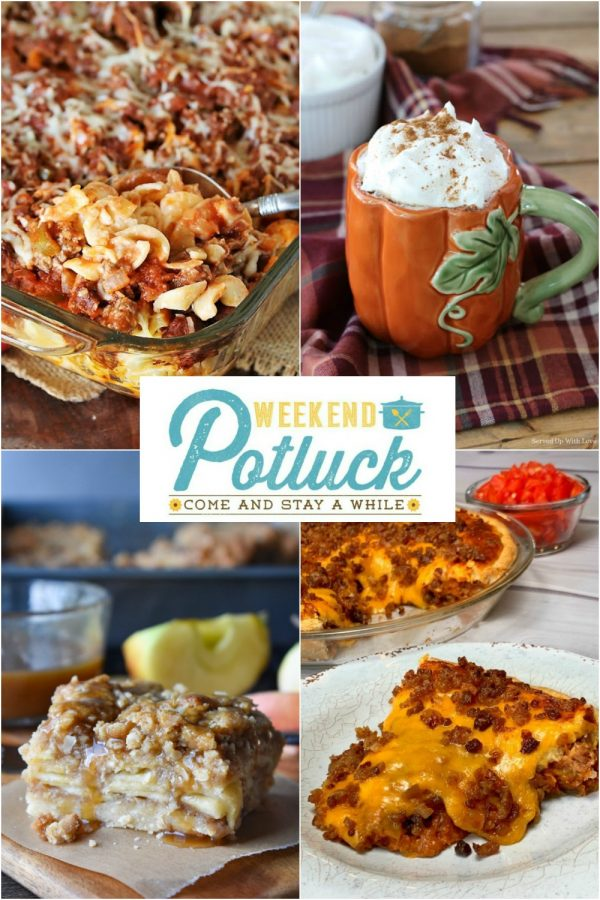 Weekend Potluck 393