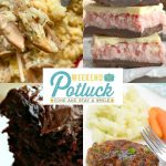 Slow Cooker Pork Chops and Rice – Weekend Potluck 416