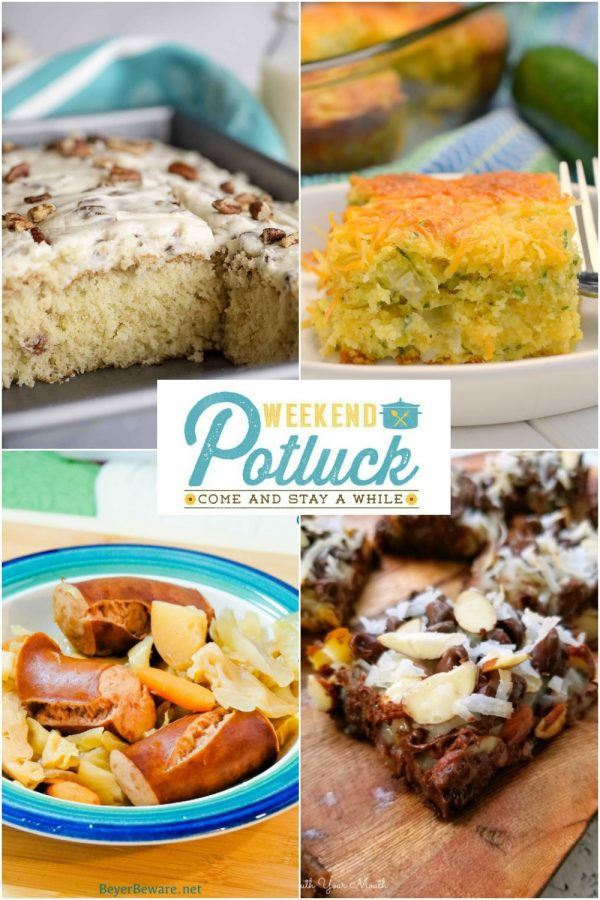 WEEKEND POTLUCK 443